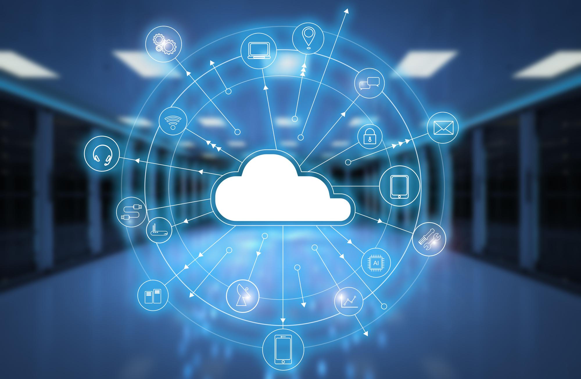 The 5 Best Cloud Servers | NETdepot.com